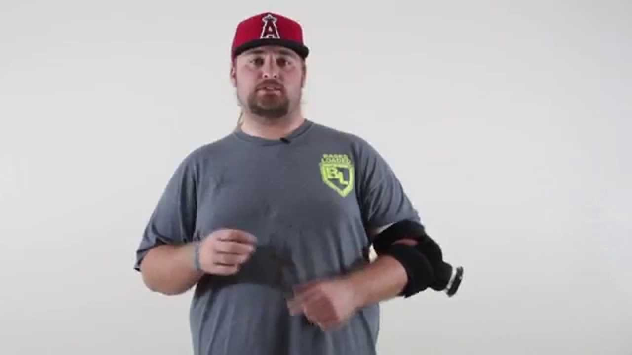 Ice20 Elbow/Knee Ice Compression Wrap Review - YouTube