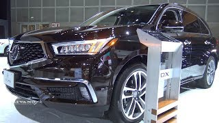 2018 Acura MDX - Exterior And Interior Walkaround - LA Auto Show 2017