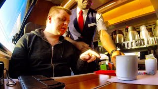 Virgin Trains East Coast FIRST CLASS Train Experience - London to Newcastle