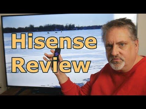 Hisense 65 Inch 4K Ultra HD R6E  TV Review