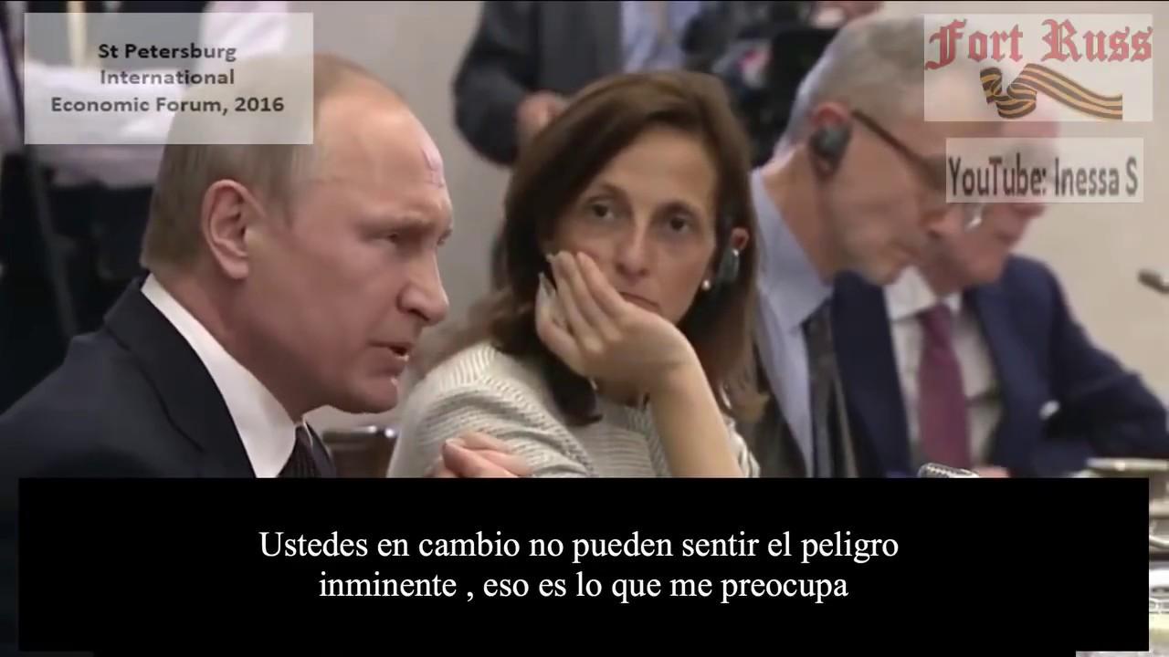 """LO MEJOR DE PUTIN 3 """"La guerra contra Putin : Por qué me odian??"""""""