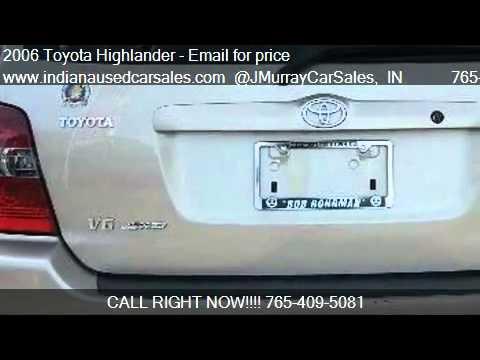 2006 Toyota Highlander Limited Sport Utility 4D - for sale i