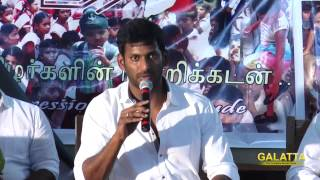 I will fulfill Abdul Kalams dream - Vishal