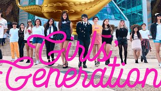 [K-pop in public Colombia] Girls' Generation 12th Anniversary - 소녀시대 _ Dance Cover_Aeternum Dance