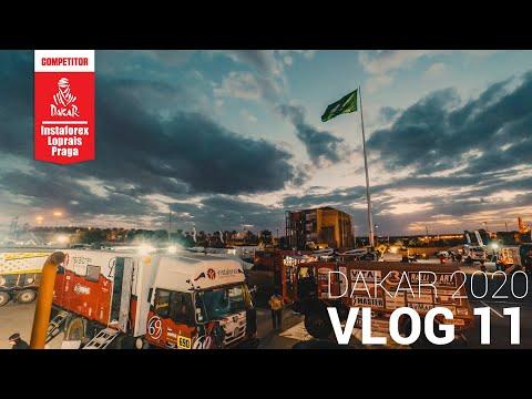 InstaForex Loprais Team DAKAR 2020   Rest Day - VLOG 11