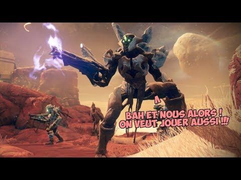 Destiny 2 - Comment Farm Uniquement les Levels 6 et 7 du Protocole ! thumbnail