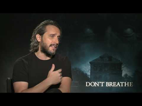 Don't Breathe: Director Fede Alvarez Official Movie Interview