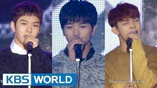BTOB - Way Back Home | 비투비 - 집으로 가는 길 [Music Bank COMEBACK / 2015.10.16]