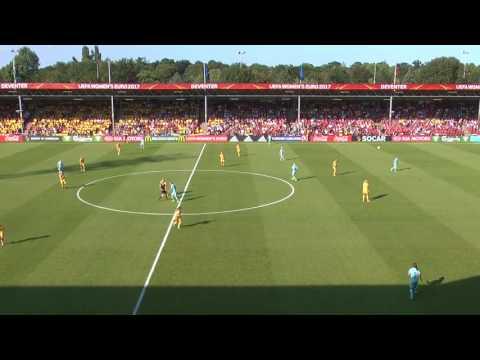Швеция - Россия, UEFA Women's EURO 2017