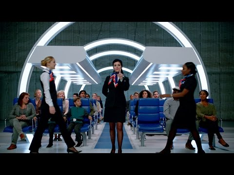 Behind the Scenes: Visuals of the American Airlines Safety Video