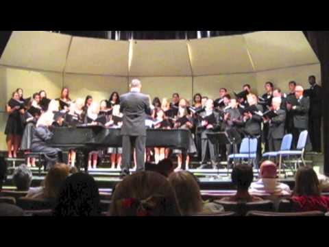 University of San Diego USD Concert Choir  A Jubliant Song