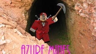 SECRET TUNNEL?!? | Roblox Azure Mines