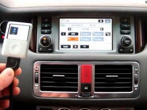 Most Usb Adapter Skif For Range Rover Vogue 2008 Youtube