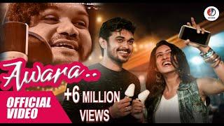 Awara   Batabana hela official video   Humane Sagar   Ankita   Saanu   Rajendra Mohanta   G Music.