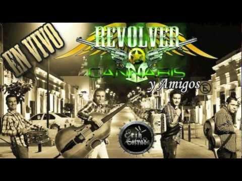 Revolver Cannabis - Esta de Parranda El Jefe feat. Escolta de Guerra (Disco Oficial En Vivo 2012)