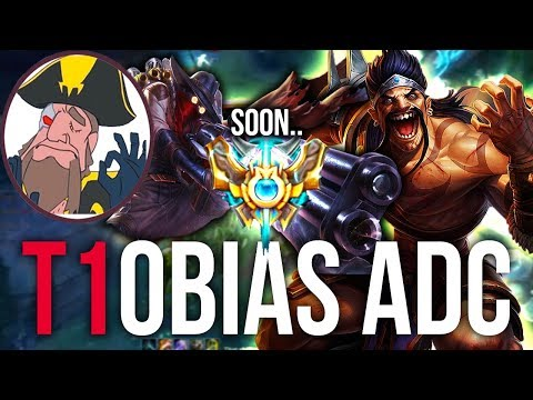 Tobias Fate - GUIDING YOU TO BE THE BEST ADC IN S8 With The New Runes | League of Legends