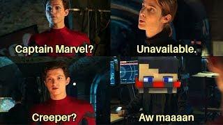 Creeper?... Aw Maaaan