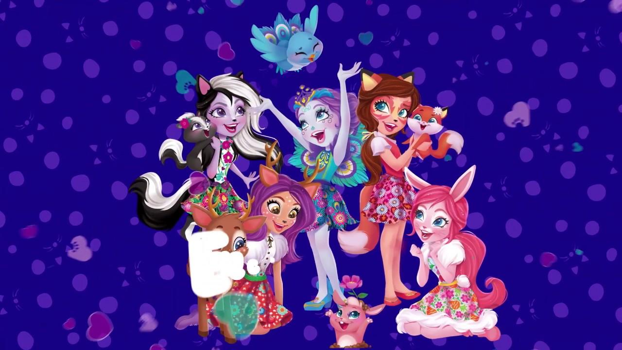 Video Enchantimals Wiki Tema Canta El DeDoblaje R354LqjA