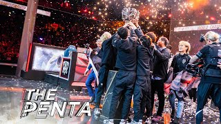 The Penta | Fpx Top 5 Plays From 2019 Worlds Finals