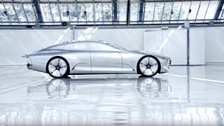 Concept IAA 2015 | Concept Intelligent Aerodynamic Automobile