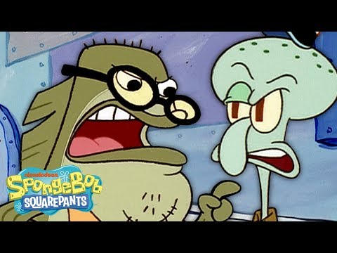 10 WORST Krusty Krab Customer Service Experiences 🍔 SpongeBob SquarePants