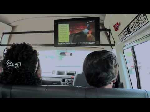Digital Taxi TV advertising