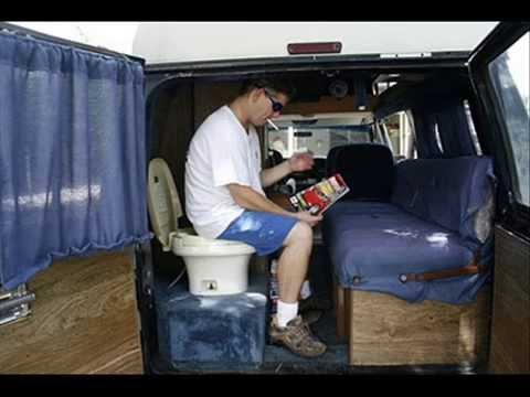 Stealth Van Camper Interior Youtube