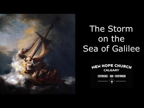 Storm on the sea of galilee youtube storm on the sea of galilee publicscrutiny Choice Image