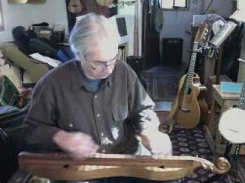 Fiddle Tune The 28th of January on Appalachian Dulcimer