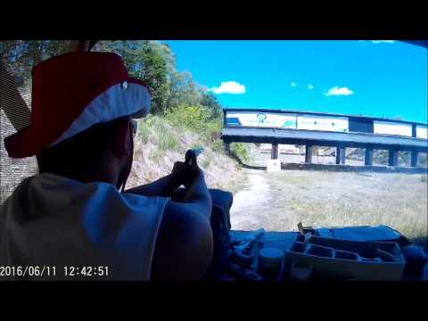BIG SHOT Mr Marcin five bullets