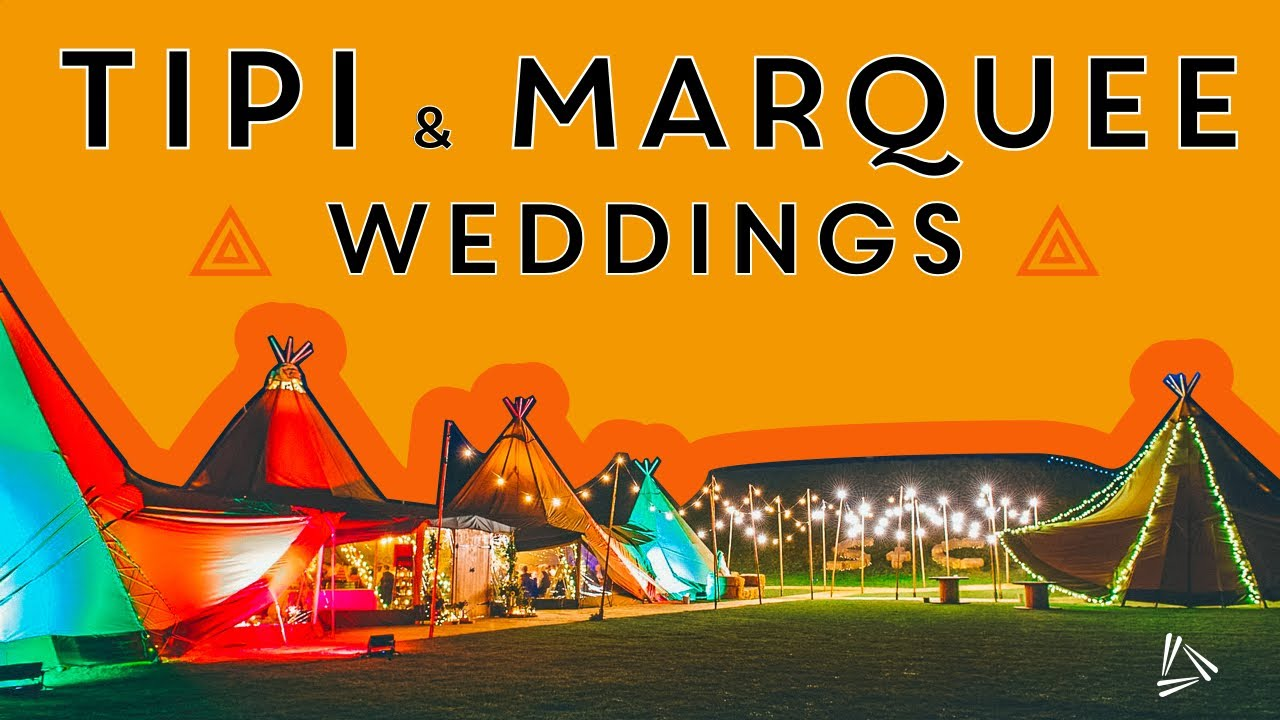 Marquee & Tipi Hire for Weddings and Events | All About Me