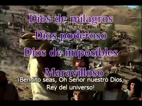 Dios de milagros-Jeannie Zelaya Pista