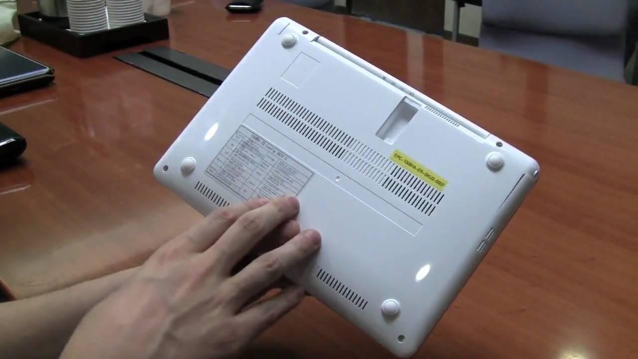 EEE PC 1008HA DESCARGAR CONTROLADOR