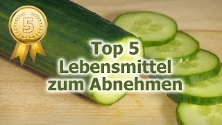 Lebensmittel zum Abnehmen: Die Top 5 von Prof. Froböse!