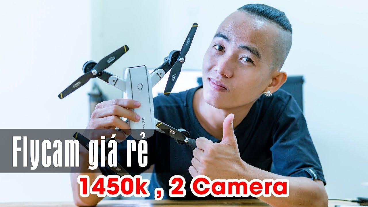 Nghịch Thử Flycam SG700 Giá Siêu Rẻ 2 Camera Cho Người Mới Chơi – Nếm TV