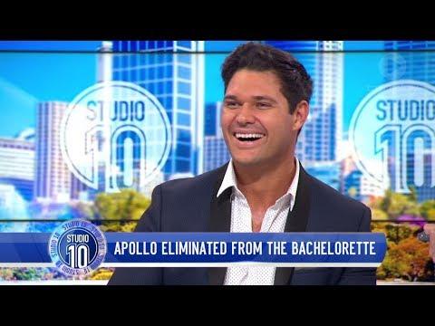 Apollo From The Bachelorette Australia 2017 | Studio 10