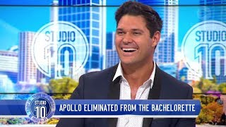 Video Apollo From The Bachelorette Australia 2017 | Studio 10 download MP3, 3GP, MP4, WEBM, AVI, FLV November 2017