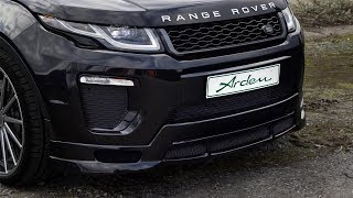 Arden AR 11 Takes One Last Stab At The Range Rover Evoque Before It's Replaced