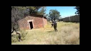 Paintball Fun Game @ Bloemfontein BPST Base