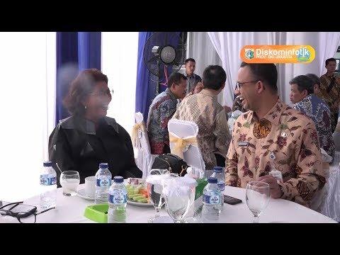 08 Feb 2018 Gub Anies R. Baswedan Menghadiri Groundbreaking Pasar Ikan Modern Muara Baru Jakarta Mp3