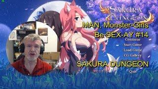 SAKURA DUNGEON - MAN, Monster-Girls Be SEX-AY #14