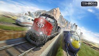 Top Train games