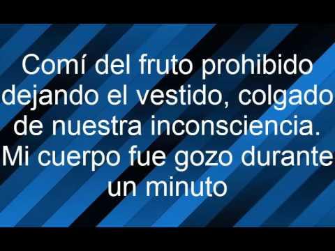 Eddie Santiago  Jardín Prohibido (letra) Youtube