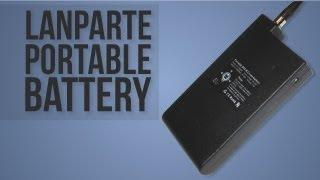 Lanparte Portable Battery Review - For Canon LP-E8 and LP-E6