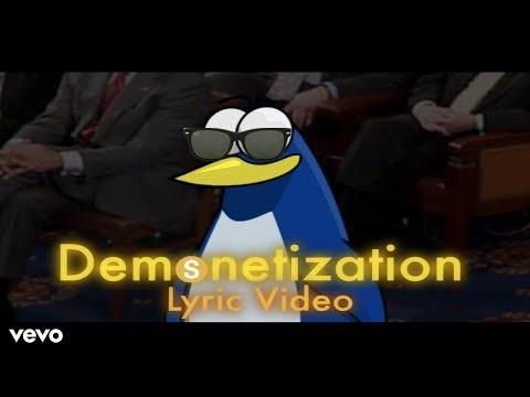 Cowbelly - Demonetization *YOUTUBE DISS TRACK* (Lyric Video) [Video Prod. Shackhorn]