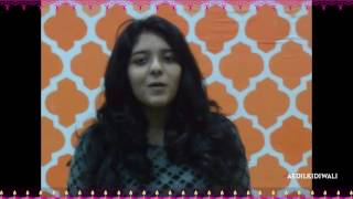 Ae Dil Hai Mushkil | NM College gets talking about ADHM
