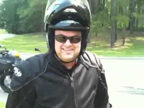 Jeff Busby Natchez Trace Moto