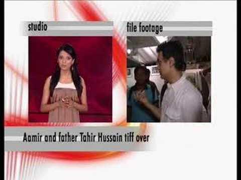 Aamir & Tahir reconcile over Faisal