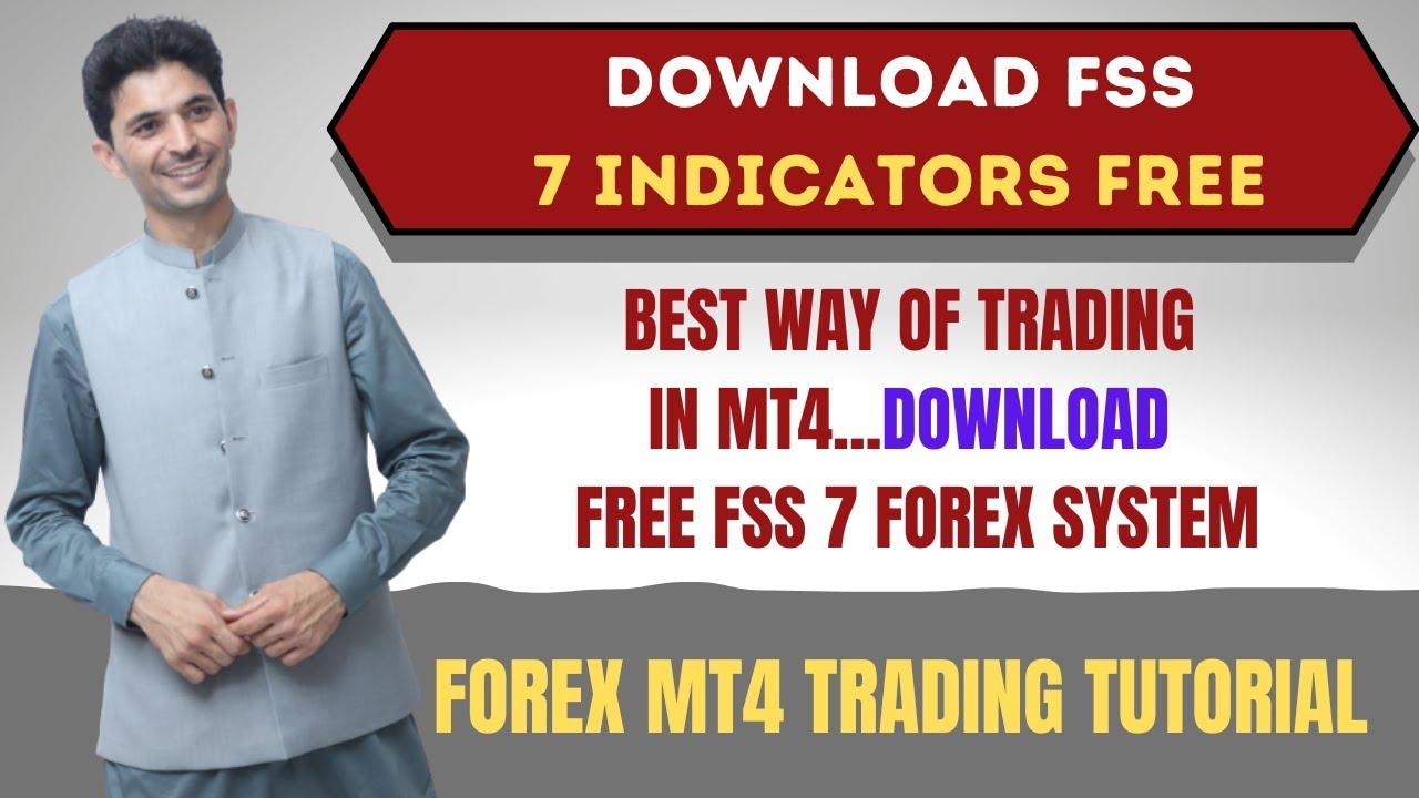 Fss 30 7 Indicators Mix Up Mt4 System Free Download Tani Forex