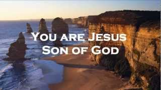 Jesus Son of God - Chris Tomlin & Christy Nockels - Passion 2012 - White Flag - (WITH LYRICS) (HD)